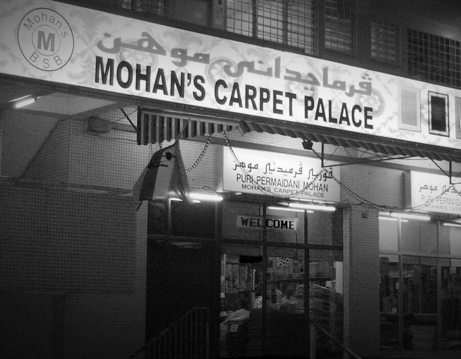 Mohans-history